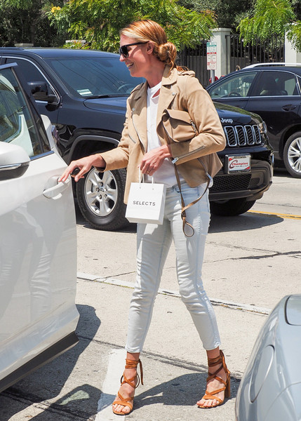 Cat Deeley Skinny Jeans