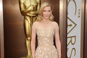 Cate Blanchett Beaded Dress