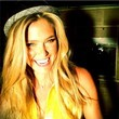 Bar Refaeli Is All Laughs in a Cute Fedora