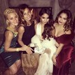 Vanessa Hudgens Celebrates Her Birthday Old Hollywood Style