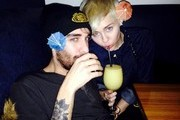 Miley Cyrus and Cheyne Thomas Photo