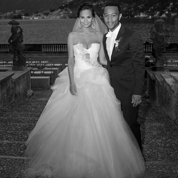 chrissy teigen wedding dress wedding dress lookbook