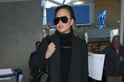 Chrissy Teigen Wool Coat