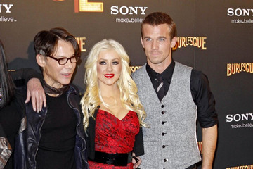 "Christina Aguilera Cam Gigandet ""Burlesque"" in Madrid"