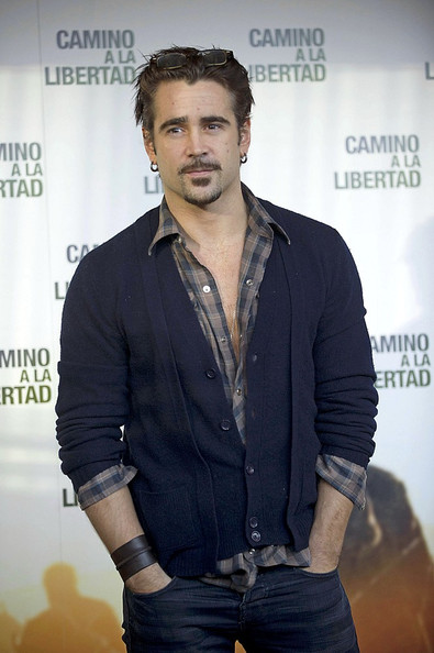 Colin Farrell Clothes
