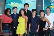 Lea Michele and Amber Riley Photo
