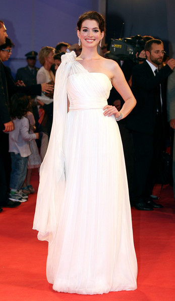Alberta Ferretti at the 2006 Venice Film Festival