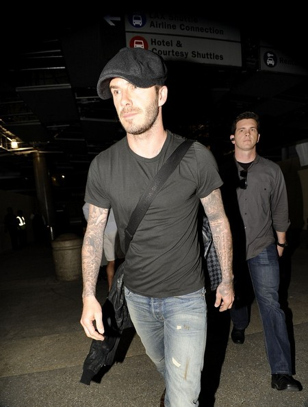 More Pics of David Beckham Classic Jeans (1 of 10) - David Beckham Lookbook - StyleBistro