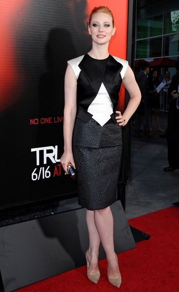 Deborah Ann Woll Cocktail Dress