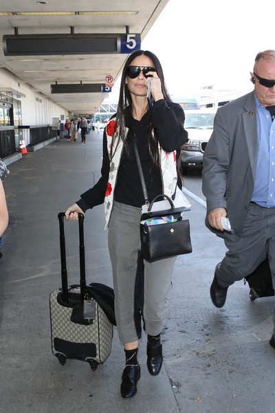 Demi Moore Cross Body Tote