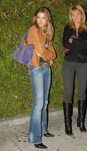 Denise Richards Ankle Boots