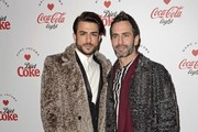 Marc Jacobs and Harry Louis Photo