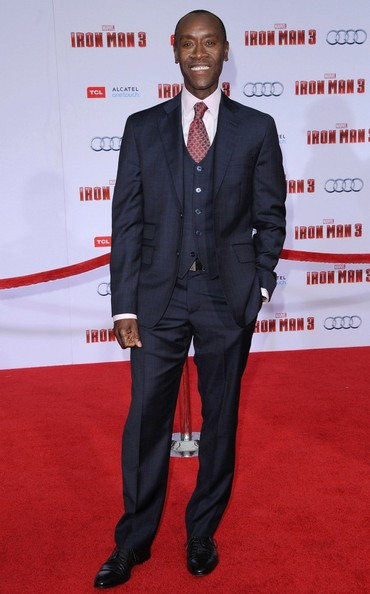 Don Cheadle Clothes