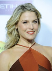 Ali Larter was fresh-faced at the Dream for Future Africa Foundation Gala with her wind-blown waves.
