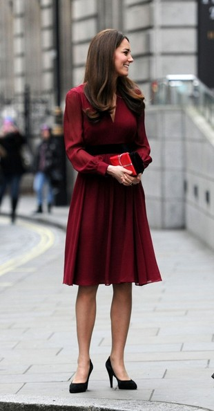 More Pics of Kate Middleton Day Dress (2 of 4) - Kate Middleton Lookbook - StyleBistro
