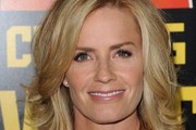 Elisabeth Shue Medium Layered Cut