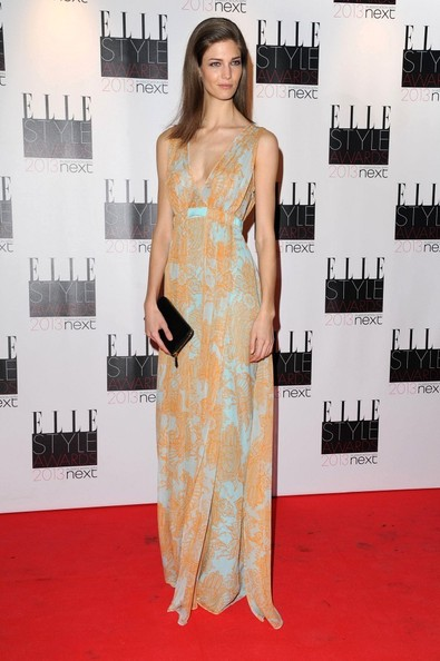 Kendra Spears at the 2013 Elle Style Awards