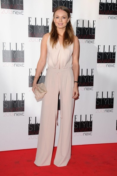 Laura Haddock at the 2013 Elle Style Awards