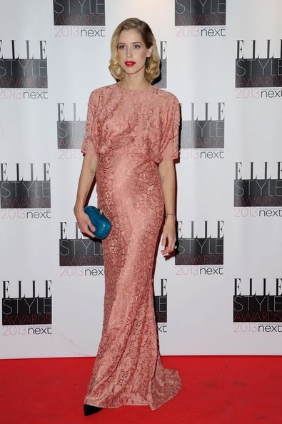 Peaches Geldof at the 2013 Elle Style Awards