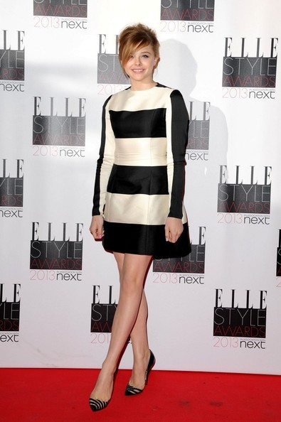 Chloe Grace Moretz at the 2013 Elle Style Awards
