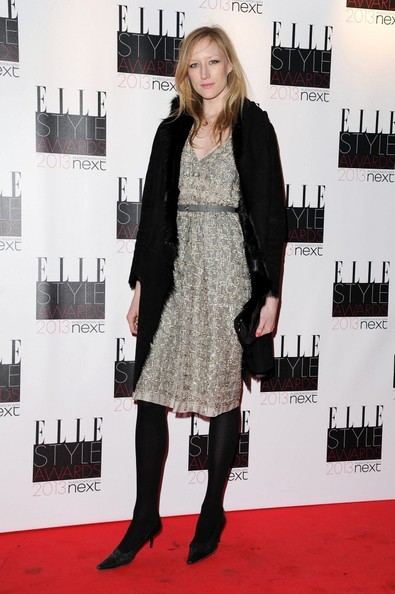 Jade Parfitt at the 2013 Elle Style Awards