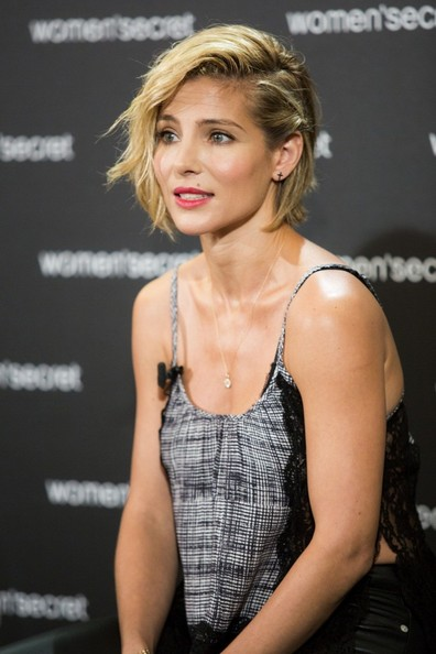 More Pics of Elsa Pataky Short Wavy Cut (1 of 8) - Short Hairstyles ...