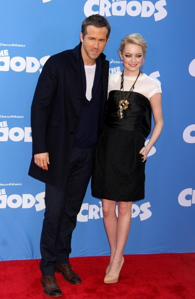 'The Croods' NYC Premiere
