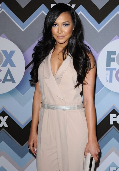 More Pics of Naya Rivera Jumpsuit (4 of 11) - Jumpsuit Lookbook - StyleBistro