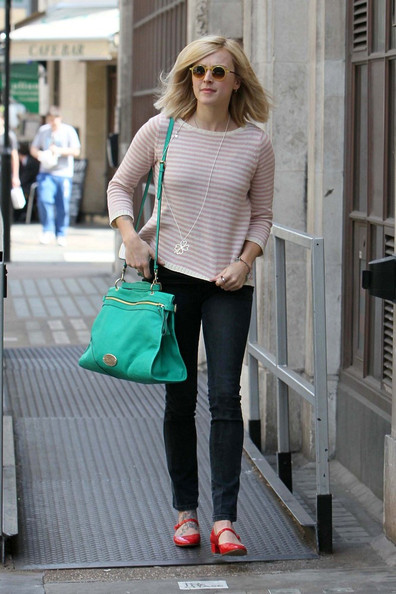 Fearne Cotton Leather Tote []