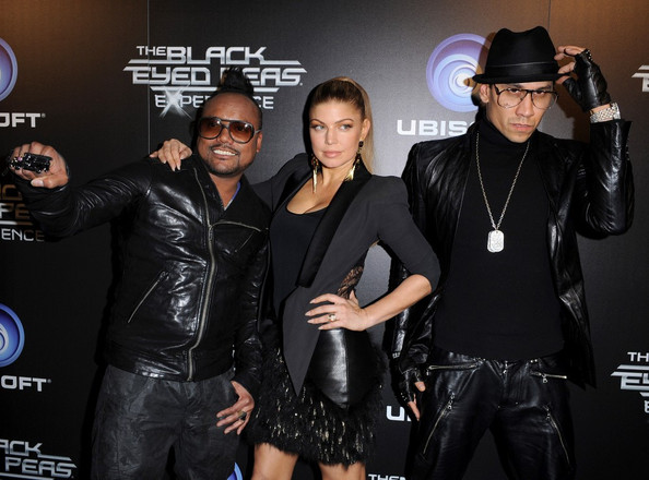 The Black Eyed Peas Experience Launch Party