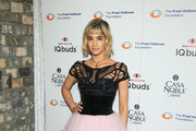 Sofia Boutella Princess Gown