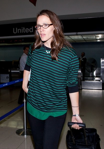 More Pics of Jennifer Garner Skinny Jeans (5 of 11) - Jennifer Garner Lookbook - StyleBistro