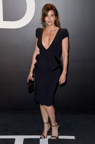 Gina Gershon Little Black Dress