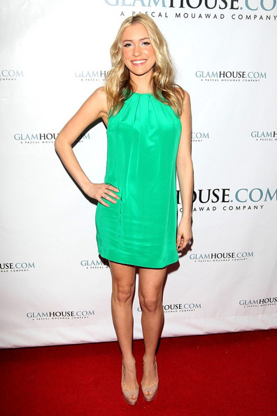 More Pics of Kristin Cavallari Peep Toe Pumps (1 of 2) - Kristin Cavallari Lookbook - StyleBistro