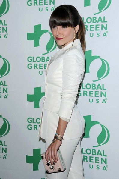 More Pics of Sophia Bush Hard Case Clutch (2 of 7) - Sophia Bush Lookbook - StyleBistro