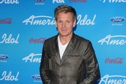 Gordon Ramsay Fitted Jacket
