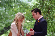 Ed Westwick and Clemence Poesy Photo