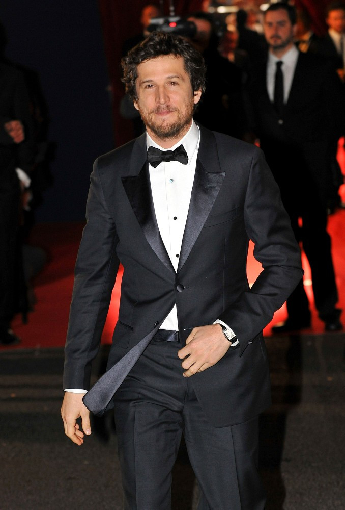 guillaume canet tuxedo guillaume canet suits looks stylebistro. Black Bedroom Furniture Sets. Home Design Ideas