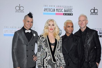 Gwen Stefani Adrian Young American Music Awards 2012