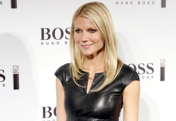 Gwyneth Paltrow Attends Boss Nuit 2