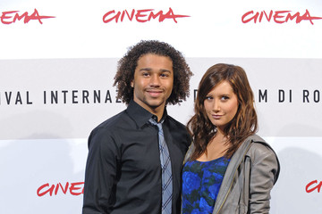 "Ashley Tisdale Corbin Bleu ""HSM 3"" Photo Call- The 2008 Rome International Film Festival"