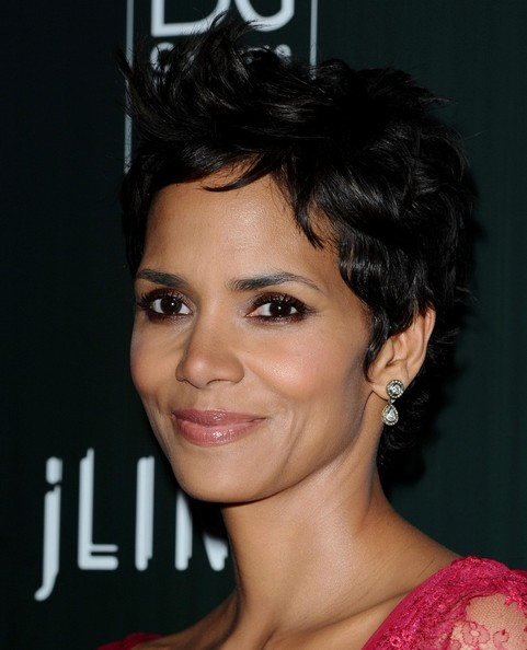 More Pics Of Halle Berry Evening Dress 1 Of 17 Halle
