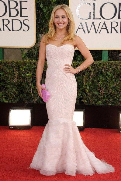 Hayden Panettiere Mermaid Gown