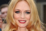 Heather Graham Red Lipstick