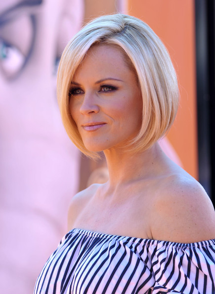 Awesome Jenny Mccarthy Hollywood39S Best Bob Hairstyles Stylebistro Hairstyles For Women Draintrainus