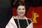 Isabella Rossellini Leather Purse