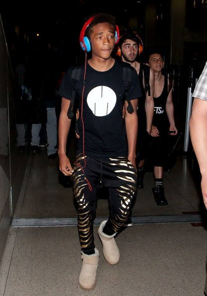 Jaden Smith Harem Pants []