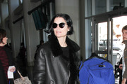 Jaimie Alexander Leather Jacket