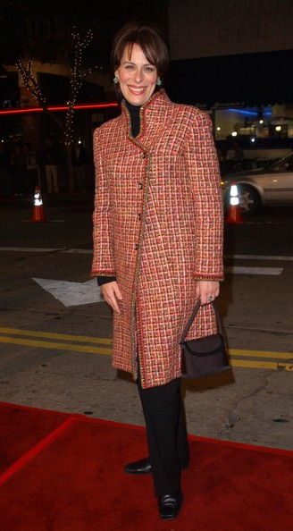 Jane Kaczmarek Tweed Jacket