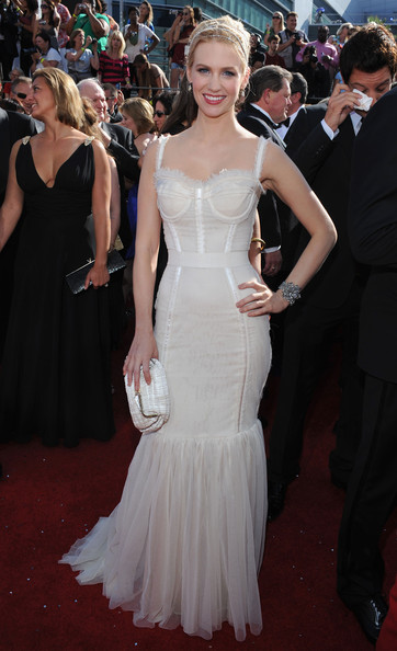 January Jones Corset Dress []